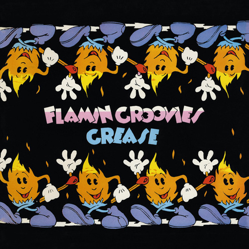 flamin groovies lpx2 grease