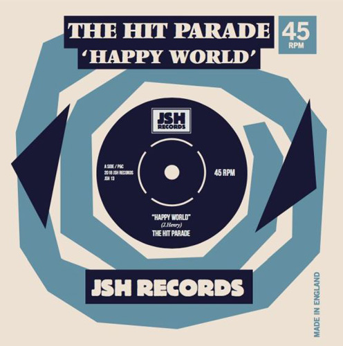 hit parade the happy world